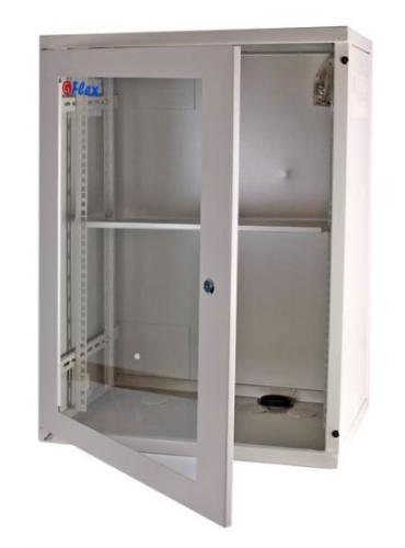 LC-R19-W15U400 GFlex Standard S - Wiszące szafy teleinformatyczne 19