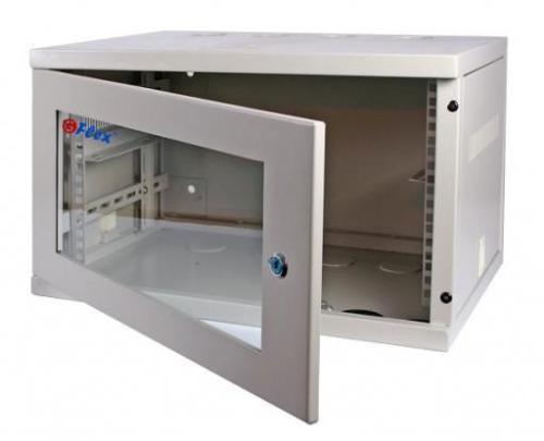 LC-R19-W6U400 GFlex Standard S - Wiszące szafy teleinformatyczne 19