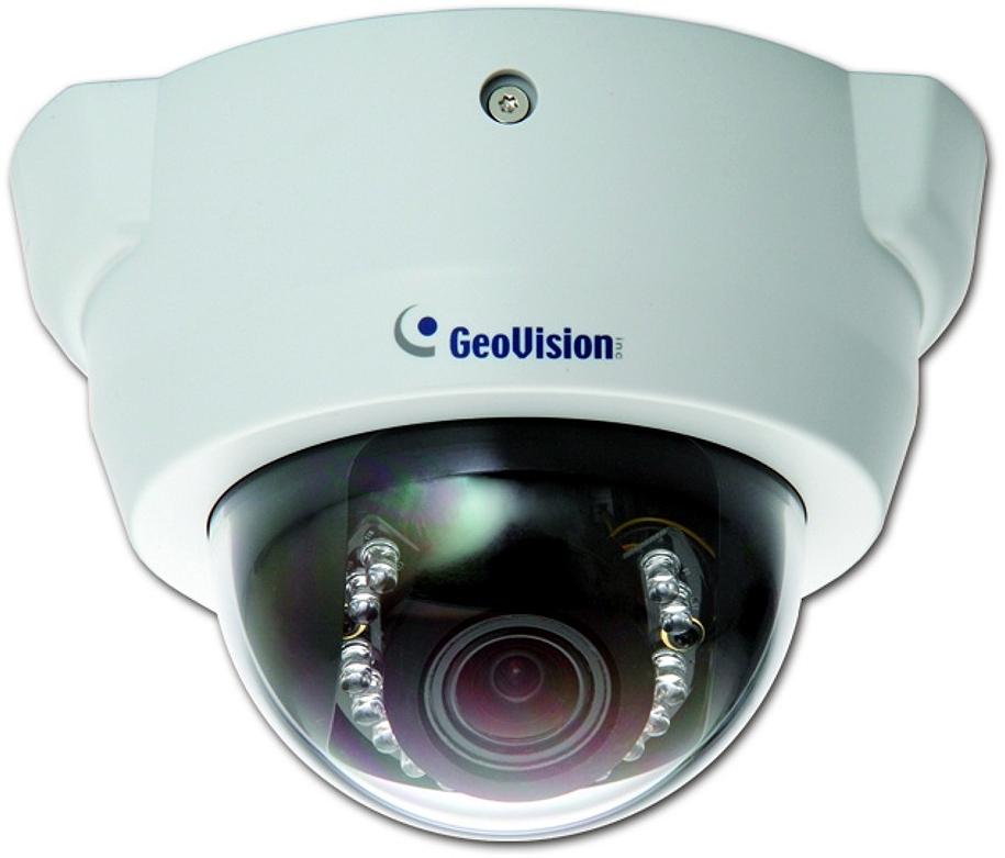 GV-FD2410 - Kamery kopułkowe IP