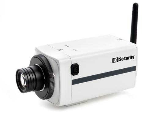 LC-351 Mpix - Kamery kompaktowe IP