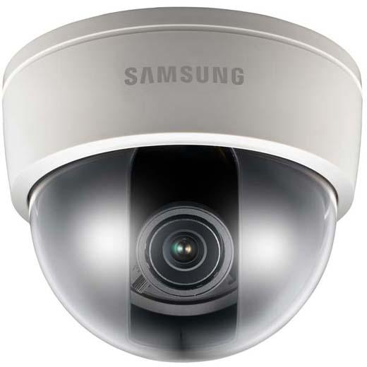 SCD-3081P - Kamery kopułkowe