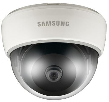 SND-1011 - Kamery kopułkowe IP