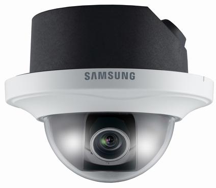 SND-7080F Samsung Mpix - Kamery kopułkowe IP