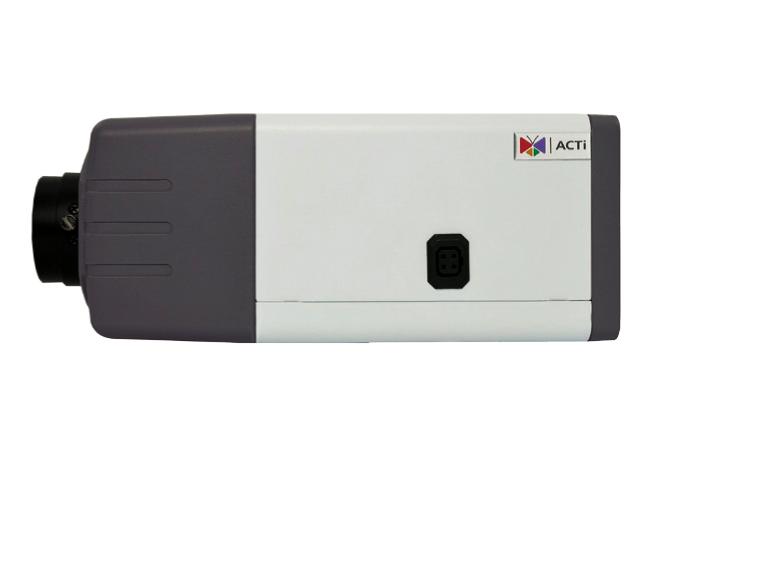 ACTi E22 z obiektywem stałoogniskowym - Kamery kompaktowe IP