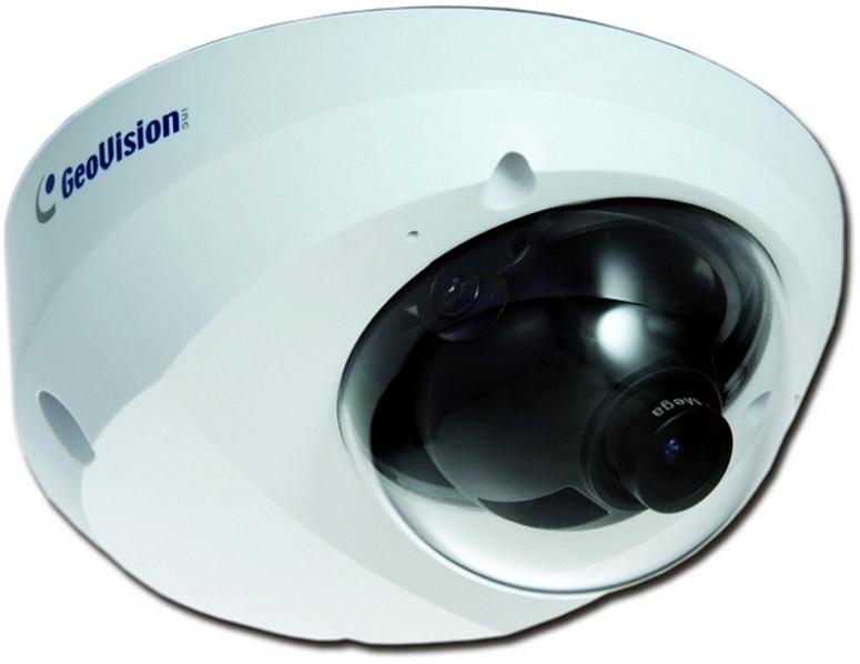 GV-MFD5301-1F - Kamery kopułkowe IP