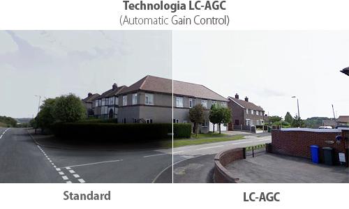 LC-1000 - Kamery zintegrowane