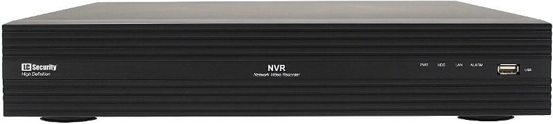 LC-2160 - Rejestrator IP 16-kanałowy - Rejestratory sieciowe ip