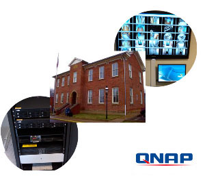QNAP VS-8140Pro+ - Rejestratory sieciowe ip